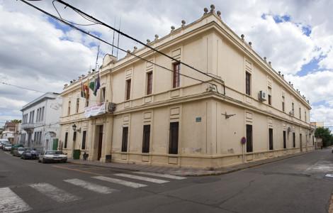 Ayuntamiento de Peñarroya-Pueblonuevo, Córdoba.